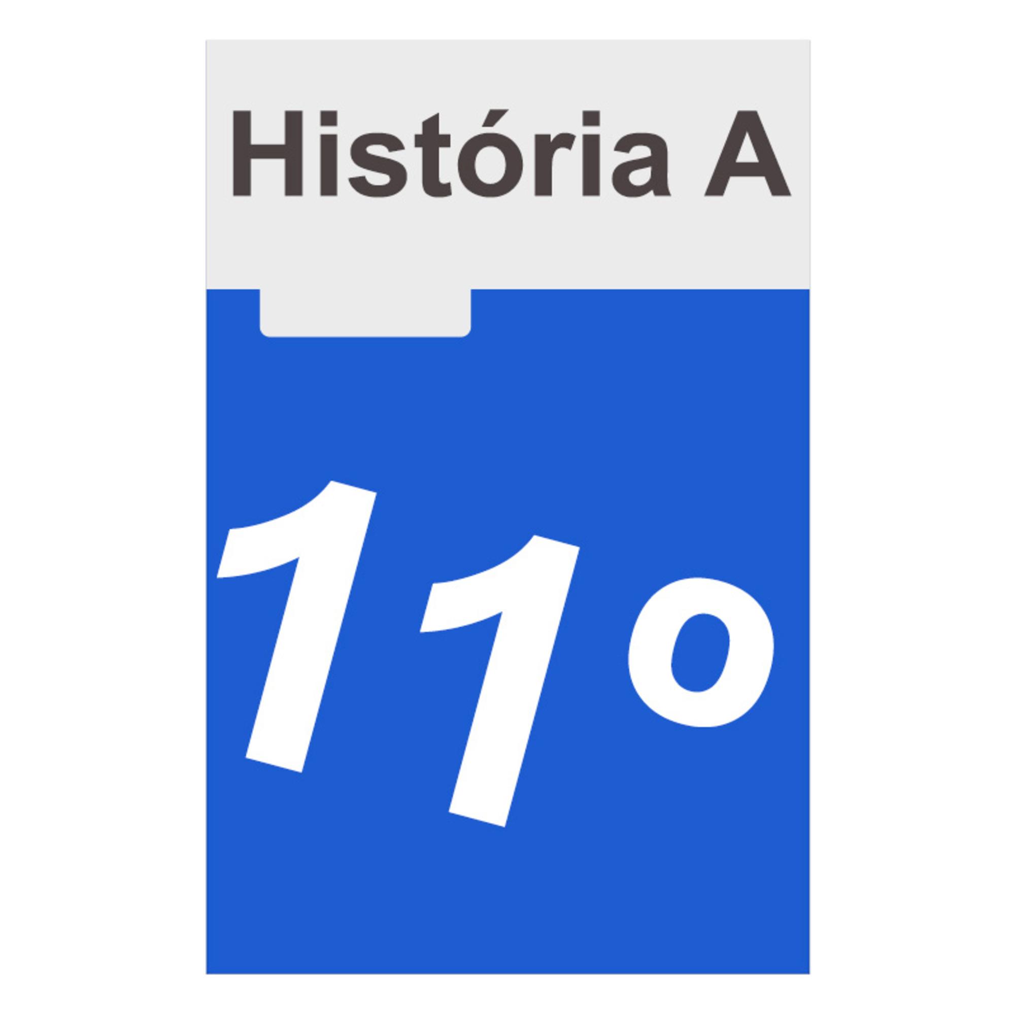 PORTO EDITORA - PORTO EDITORA Manual Um novo Tempo da História (História A; 11º Ano)