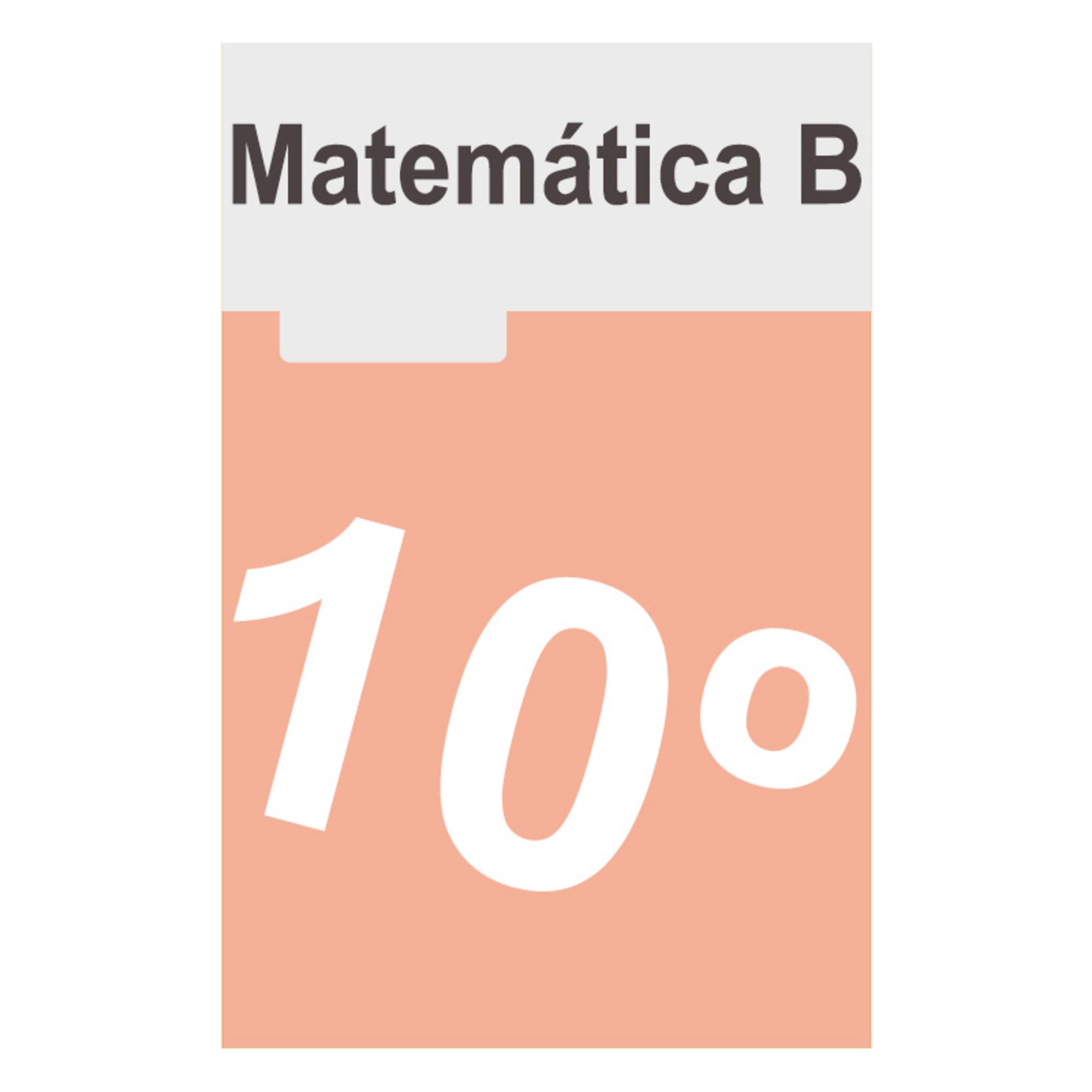 PORTO EDITORA - PORTO EDITORA Manual Novo Espaço (Matemática B; 10º Ano)
