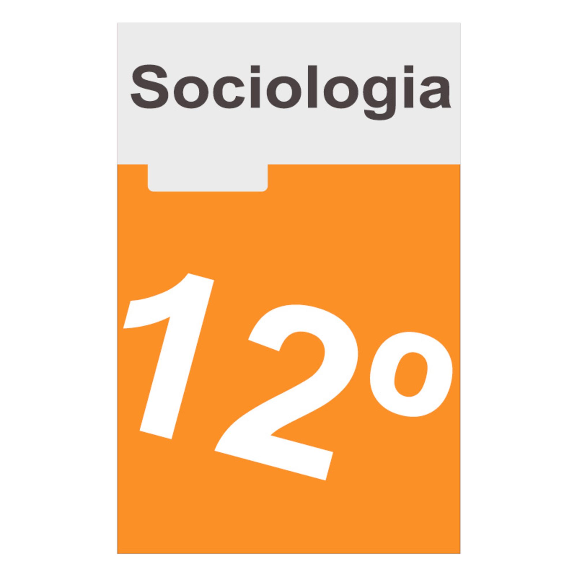 PORTO EDITORA - PORTO EDITORA Manual Pensar a Sociologia (Psicologia; 12º Ano)