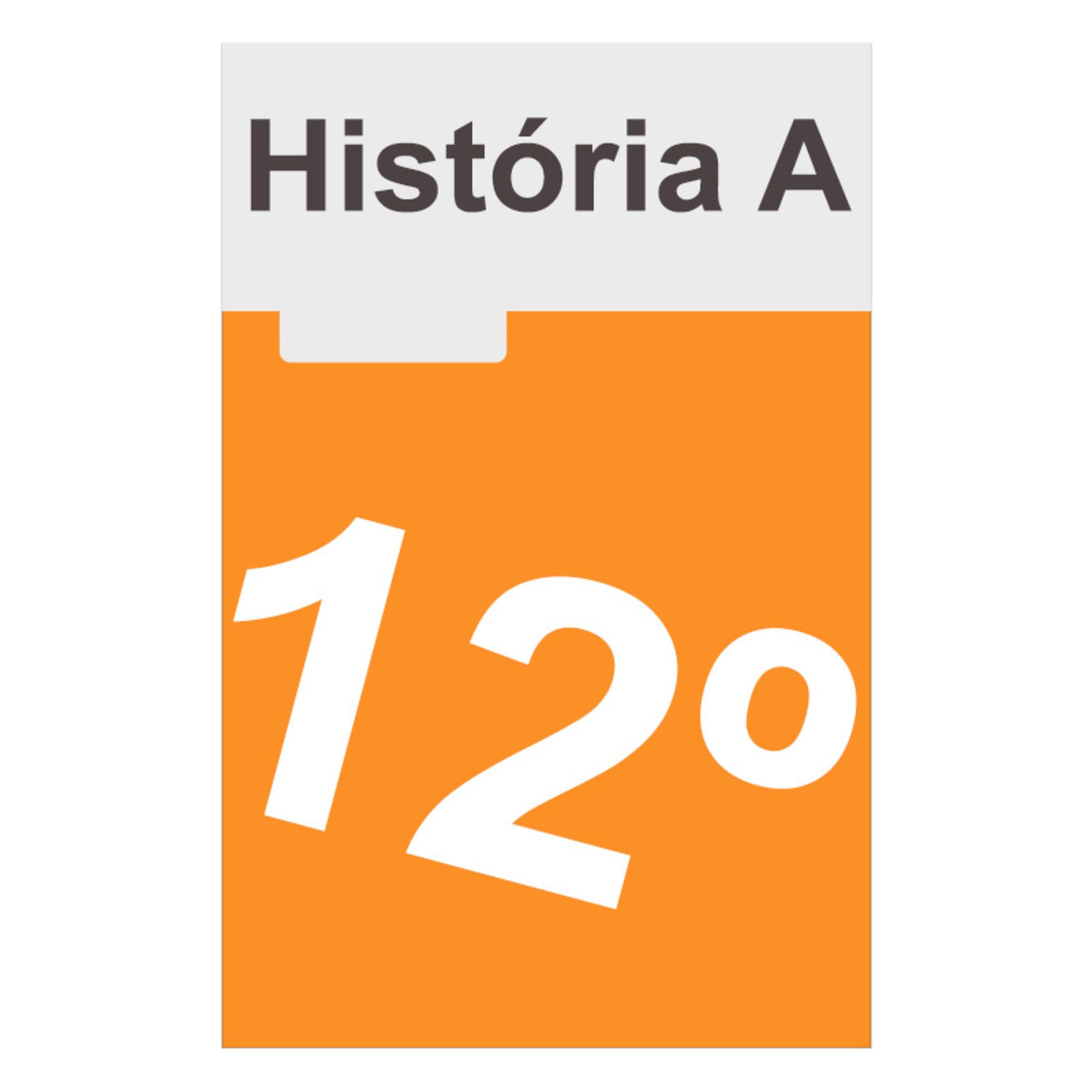 PORTO EDITORA - PORTO EDITORA Manual Um novo Tempo da História (História A; 12º Ano)
