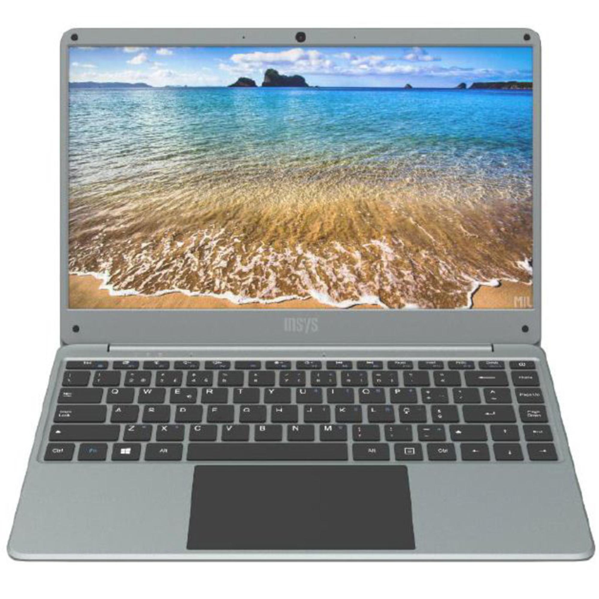 """INSYS - INSYS Portátil WHA-14P2, 14"""", Intel® Core™ i3- 5005U, 8 GB RAM, 240 GB SSD, Cinzento"""