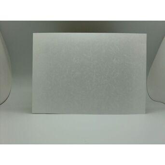 Staples Folha Design Estrela 1, A4, 120 g/m², Branco e Prateado, 20 Unidades