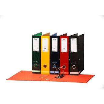 ANCOR Pasta de Arquivo Lombada Larga,, A4, Largura da Lombada 75 mm, Cartão, Vermelho