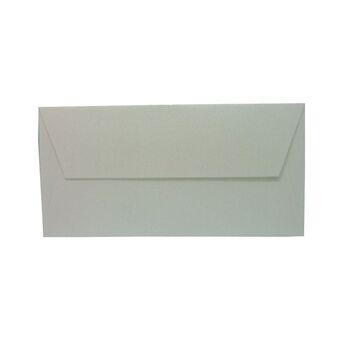 Staples Envelope Comercial Estrela, 110 x 220 mm, Autocolante, Creme