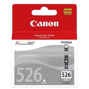 Canon Tinteiro Original CLI-526 GY, Cinza, Individual, 4544B001