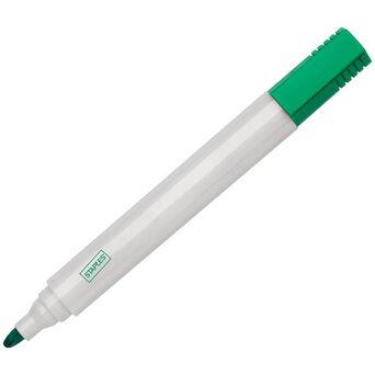 Staples Marcador Remarx™ para Quadro Branco, Não Permanente, Ponta Arredondada de 1,5-3 mm, Verde