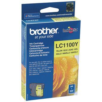 brother Tinteiro Original LC-1100, Amarelo