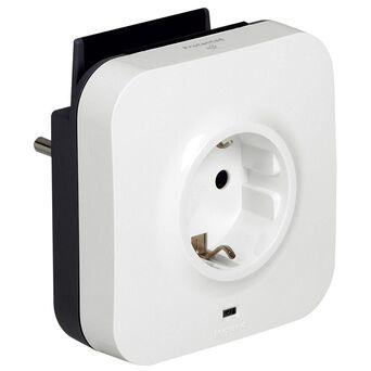 Legrand Tomada 16A/250V e USB, Branco