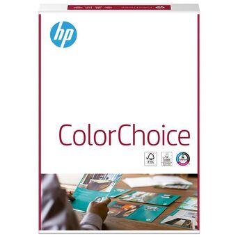 HP Papel ColorChoice, Impressão a Laser, A3, 160g/m², Branco