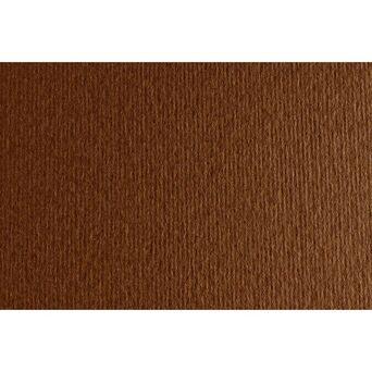 FABRIANO Cartolina Elle Erre, 70 x 100 cm, 220 g/m², Castanho