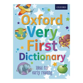 OXFORD UNIVERSITY PRESS Dicionário Inglês 'Very First - Ideal for Early Reading'