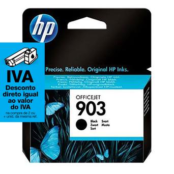 HP Tinteiro 903 Preto