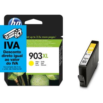 HP Tinteiro 903Xl Amarelo