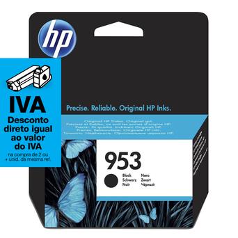 HP Tinteiro 953 Preto