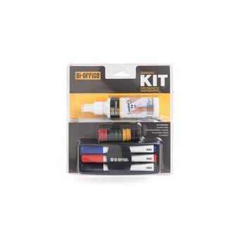 BI-OFFICE Kit de utilizador de quadro branco magnético