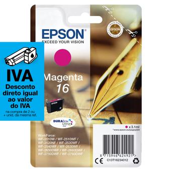 Epson Tinteiro 16, Magenta