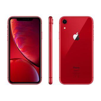 """APPLE Smartphone iPhone XR Red™ Edição Especial, 6,1"""", A12 Bionic, 64 GB, Vermelho"""