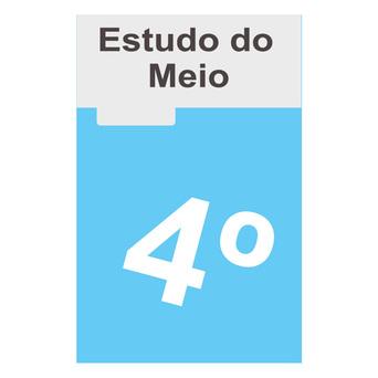 GAILIVRO Caderno Estudo Do Meio 4 (Estudo do Meio; 4º Ano)