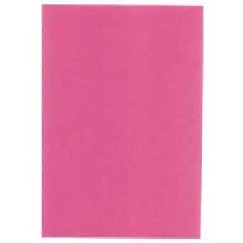 Staples Cartolina, 50 x 70 cm, 250 g/m², Rosa, 1 Unidade