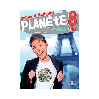 PLATANO EDITORA Caderno Planète (Francês; 8º Ano)