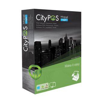 SITTEN Software CityPOS Advanced Light, Anual com Hardlock