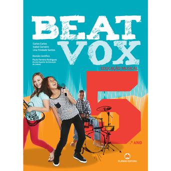 PLATANO EDITORA Manual BeatVox (Educação Musical; 5º Ano)