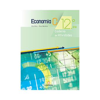 PLATANO EDITORA Caderno Economia C (Economia C; 12º Ano)