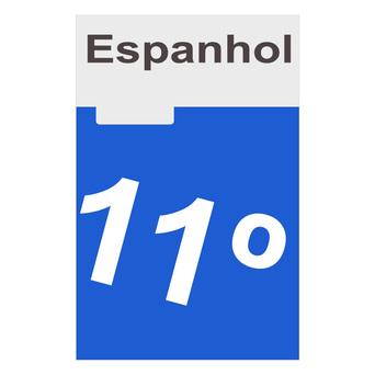 PORTO EDITORA Caderno ES-PA-ÑOL - Tres Pasos - Iniciação (Espanhol; 11º Ano)