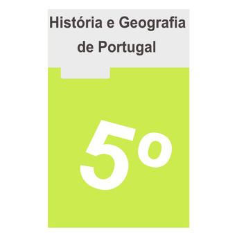 PORTO EDITORA Manual História e Geografia de Portugal (História e Geografia de Portugal; 5º Ano)