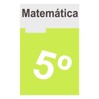 AREAL EDITORES Caderno Novo MSI 5 - Matemática Sob Investigação (Matemática; 5º Ano)