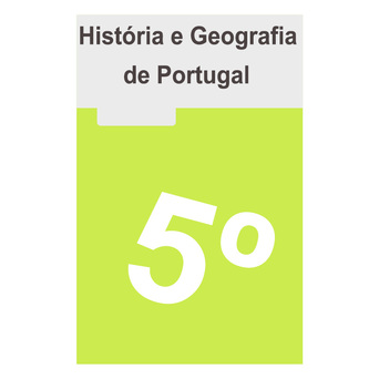 RAIZ EDITORA Manual Raízes 5 (História e Geografia de Portugal; 5º Ano)