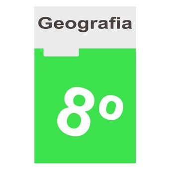 PORTO EDITORA Caderno Fazer Geografia 3.0 (Geografia; 8º Ano)