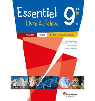 SANTILLANA Manual Essentiel (Francês; 9º Ano)