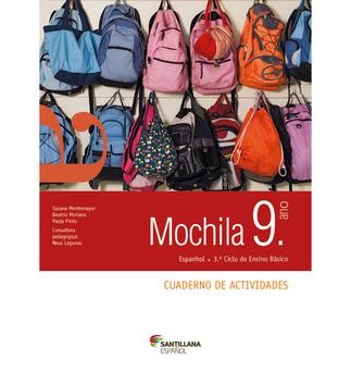 SANTILLANA Caderno Mochila (Espanhol; 9º Ano)