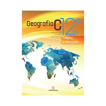 PLATANO EDITORA Caderno Geografia C (Geografia; 12º Ano)