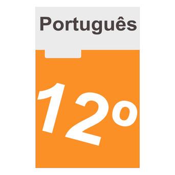 EDIÇÕES ASA Caderno Sentidos 12 (Português; 12º Ano)