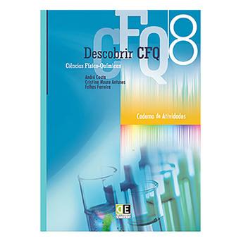DIDÁCTICA EDITORA Caderno Descobrir CFQ 8.º Ano CA