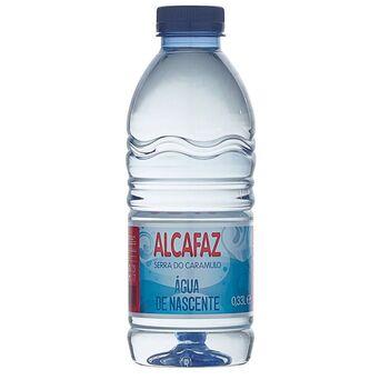 ÁGUA SERRANA Garrafa de Água Nascente Alcafaz, 0,33 l