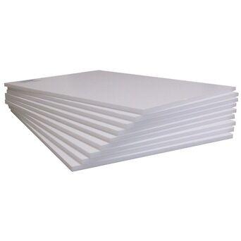 CANSON Cartão K-Line, A3, 500 x 700 mm, 3 mm de Espessura, Branco