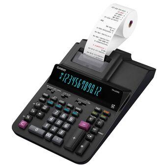 CASIO Calculadora com Impressão FR-620RE, 14 Dígitos, 4 Operações