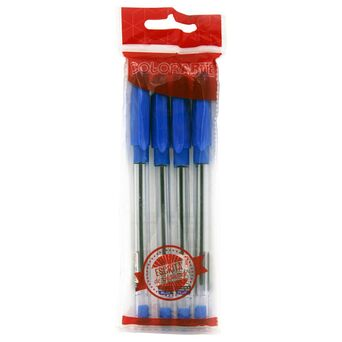 COLORARTE Caneta Esferográfica Zing, Azul