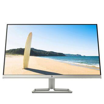 "HP Monitor IPS LED FHD 3KS64AA, 27"", Prateado"