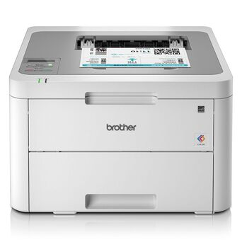 brother Impressora Laser LED  HL-L3210CW, A4, Wi-Fi