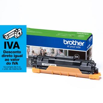 brother Toner Original TN-247, Alta Capacidade, Preto, Embalagem Individual, TN247BK