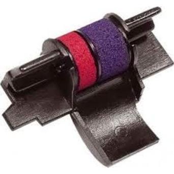 Fita de Impressão para Epson IR40T Canon CP13 e Sweda1575, Preto e Vermelho