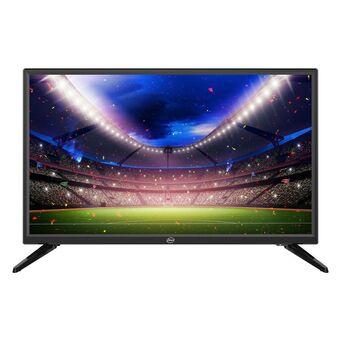 """ESMART Televisão LED HD MiDE 2418, 24"""", 1366 x 768, Preto"""