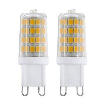 EGLO MY LIGHT MY STYLE Lâmpada LED, E27, G9, 3 W (Equivalente 33 W), 4000 K, Luz Branca Neutra