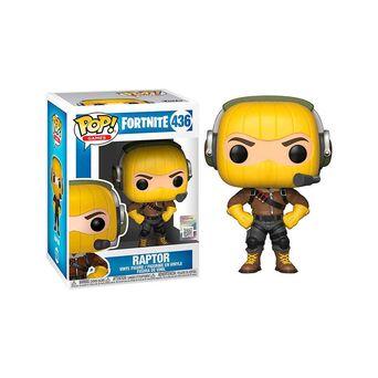 FUNKO Figura Pop!® Games Fortnite - Raptor