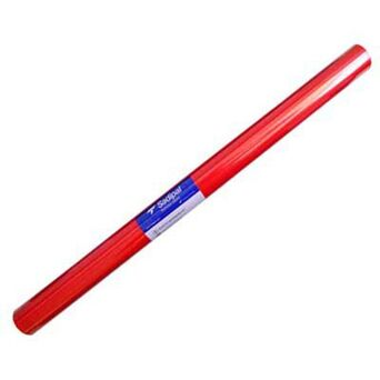 Sadipal Película Adesiva, 0,50 x 3 m, 100 μm, Vermelho