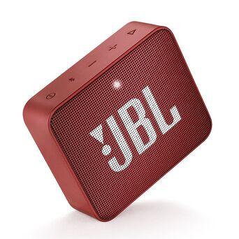 JBL Coluna Portátil Bluetooth® Go 2, 3 W, Vermelho